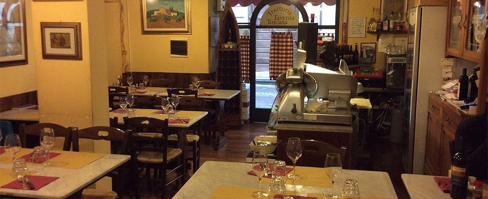 Trattoria a Sansepolcro Arezzo