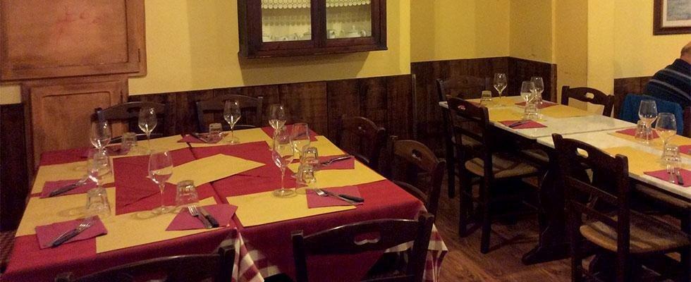Ristorante a Sansepolcro Arezzo