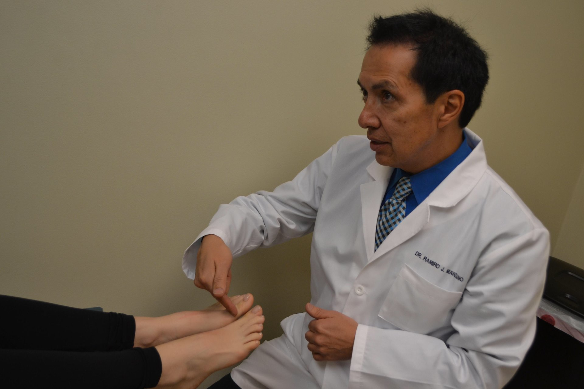 Diabetic Foot Care Essex County MA