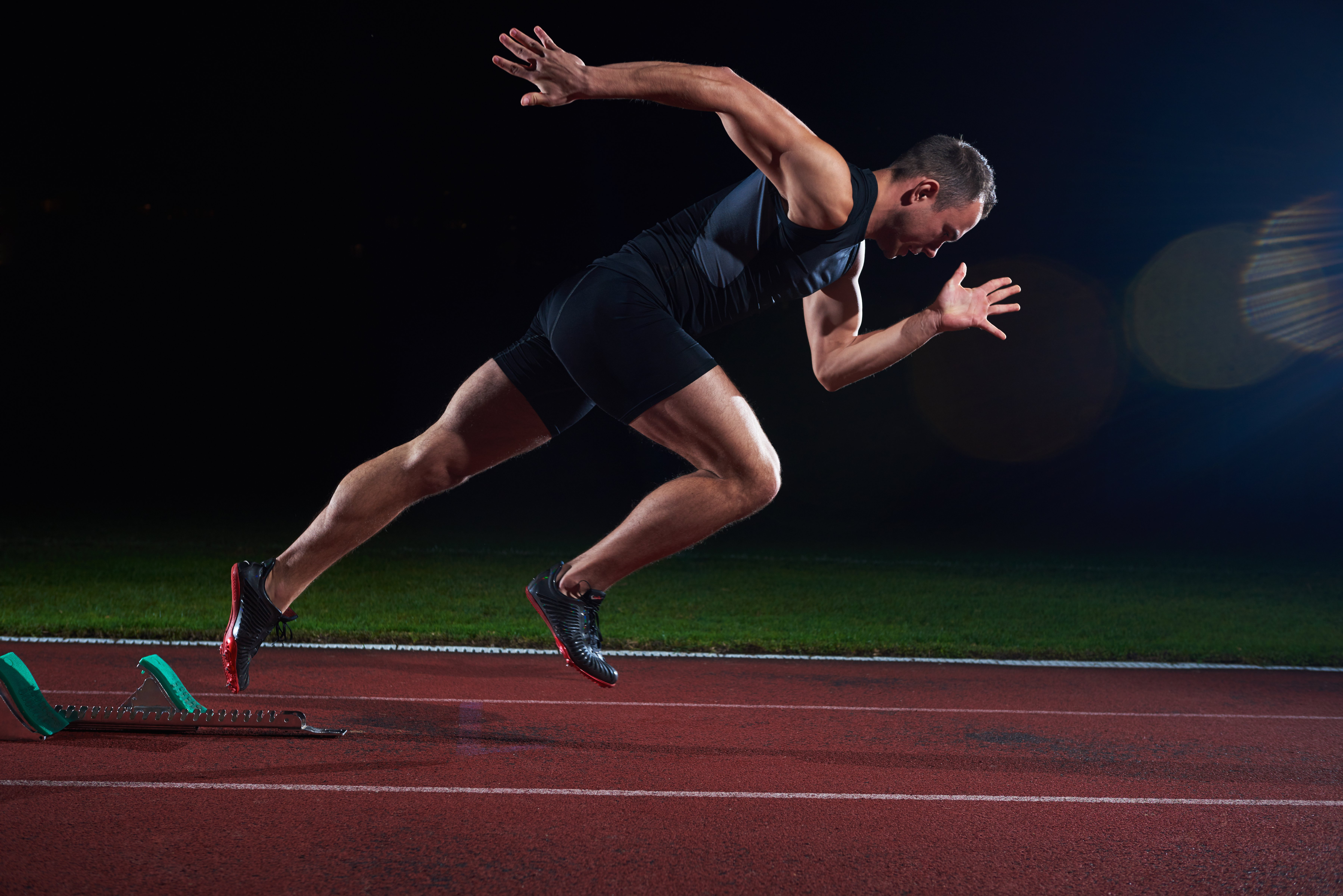 Sports Related Foot & Ankle Injuries
