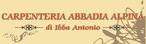 CARPENTERIA ABBADIA ALPINA - LOGO