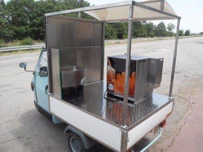 Autocarro per vendita ambulante