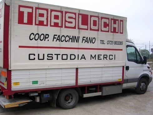 Per richiedere assistenza alla Cooperativa Facchini Fano contattate il numero 0721 803285.