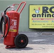 Consulenza materiali antincendio Brescia