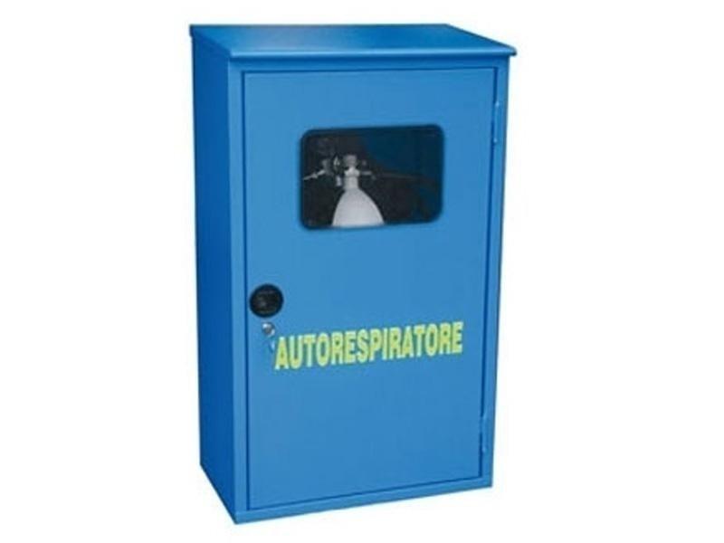 armadio per auto-respiratore