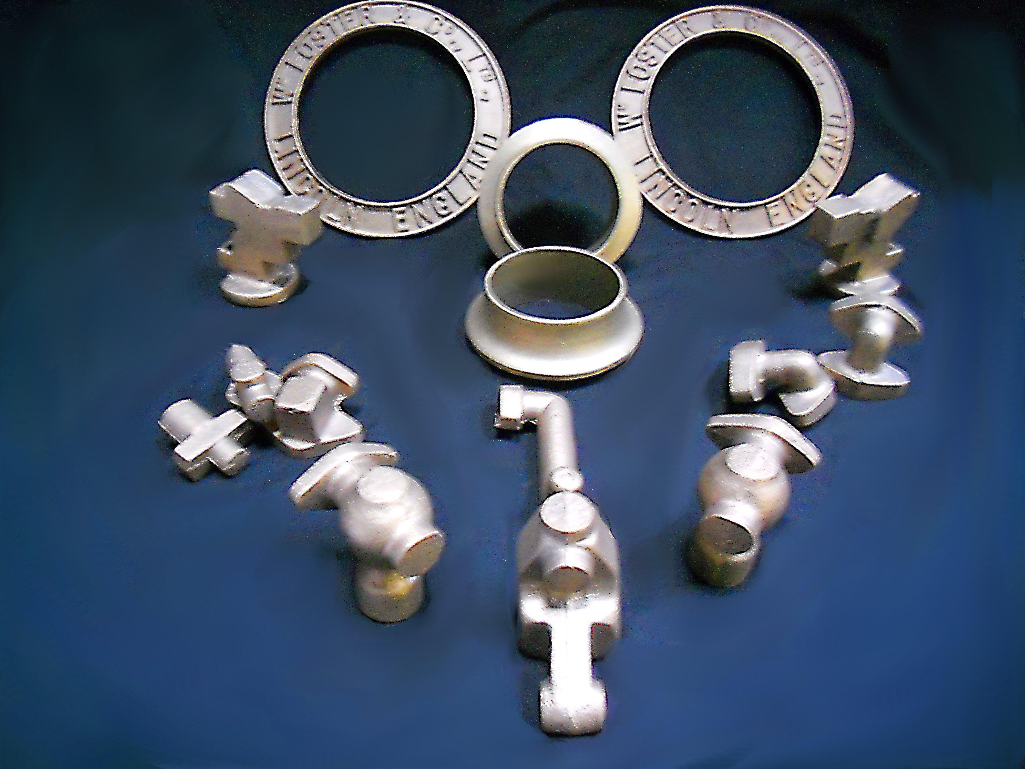 bronze casting stockist