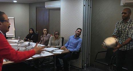 Visual impairment consultancy services