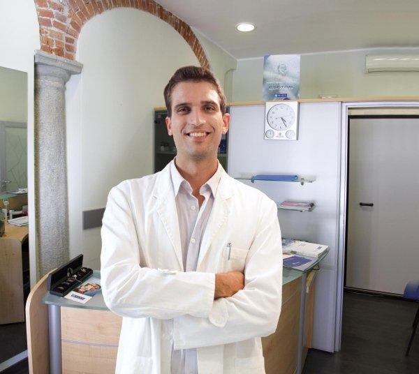 Dott. Ivo Gribaudo Audioprotesista