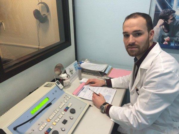 Dott. Cristian Pairone Audioprotesista
