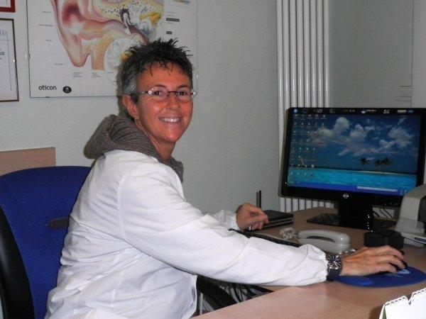 D.ssa Sara Fecchino Audioprotesista