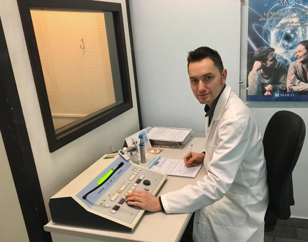 Dott. Ivano Sampò Audioprotesista