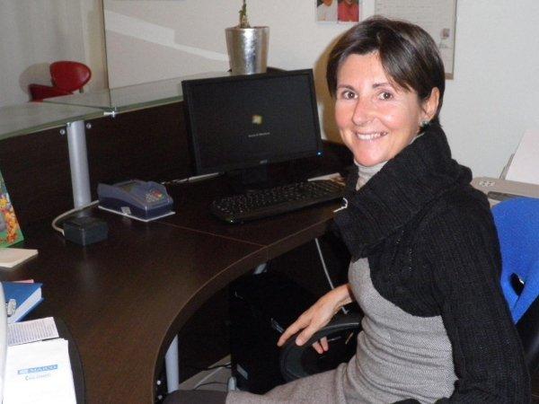 Barbara Fecchino segreteria e ricevimento