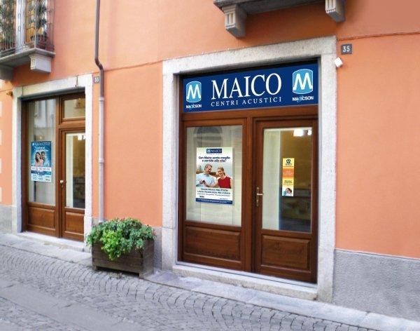 Centro di Aosta, Via Monsignor De Sales, 33 35