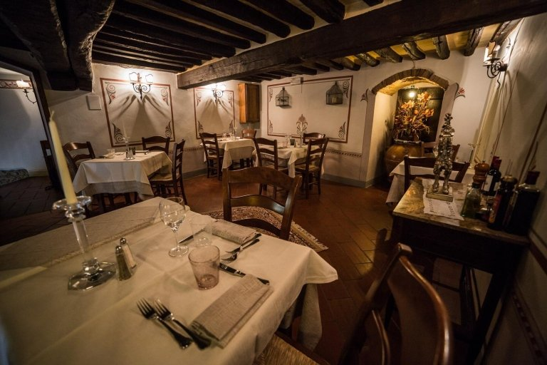 specialità di Chianina a Cortona la Loggetta