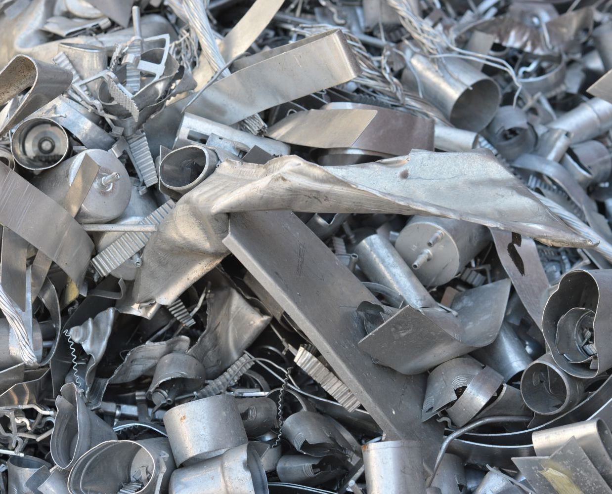 Aluminium for recycling in Cincinnati, OH
