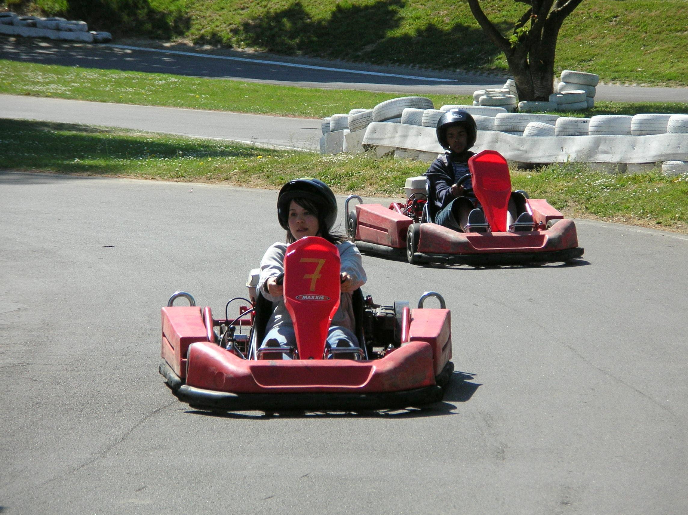 Du karting à Bouillon