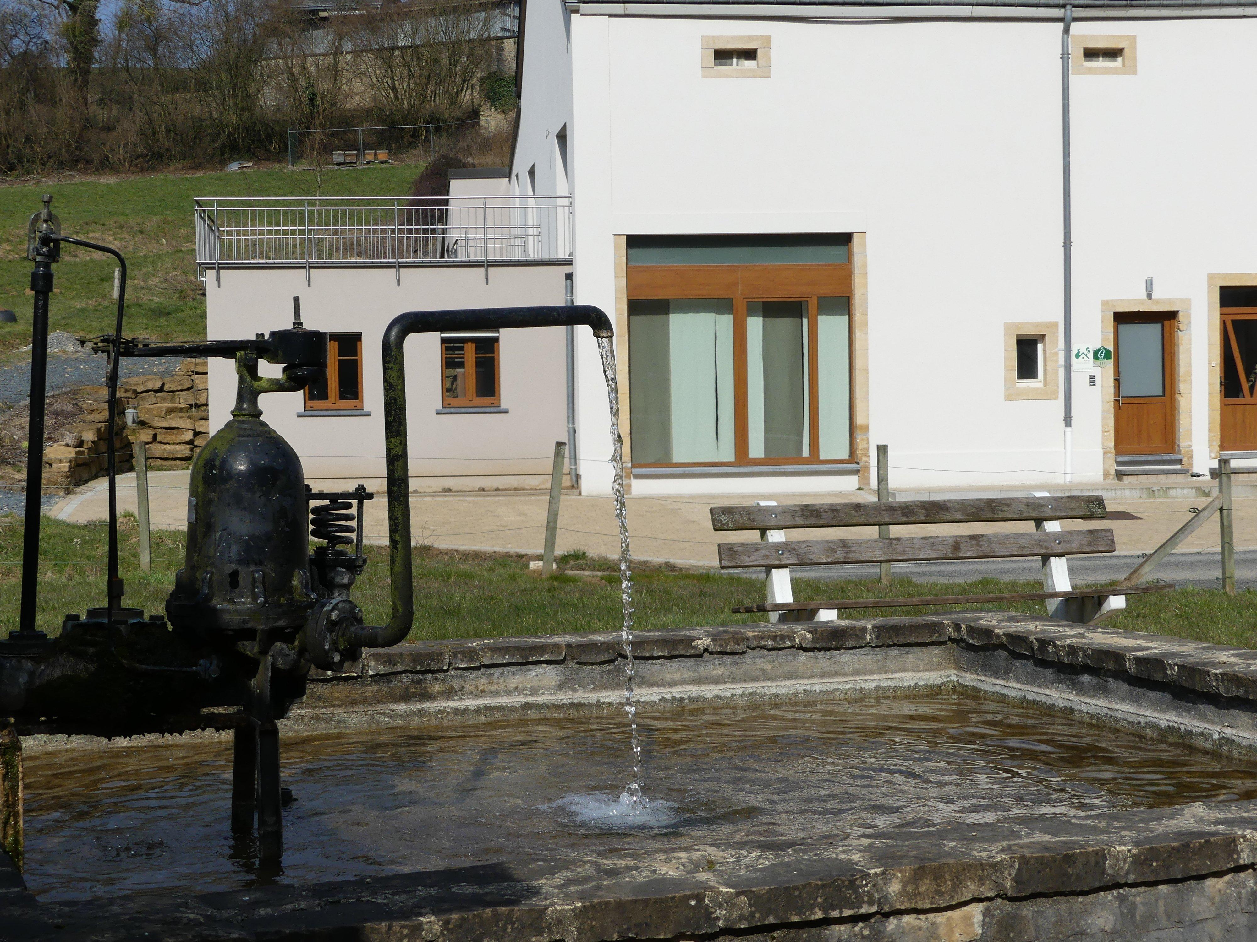 Le bélier hydraulique de Lambermont