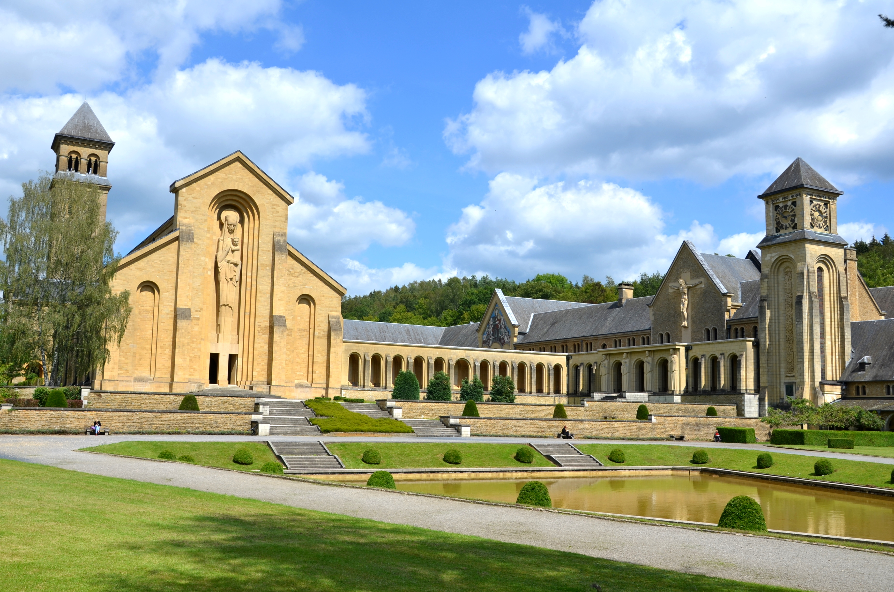 L'abbaye Notre-Dame d'Orval