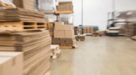 Produzione scatole in cartone ondulato
