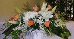 decorazioni floreali-lecco, decorazione floreale-lecco