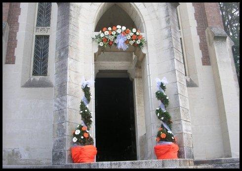 Esterno Santuario Madonna di Lourdes