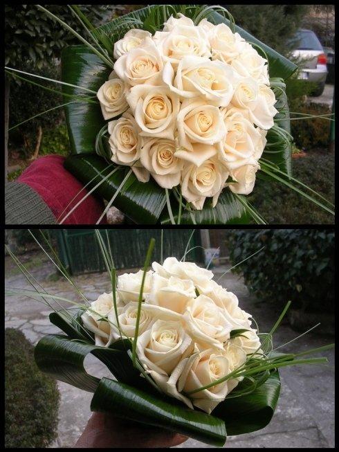 Boquet rose vendela