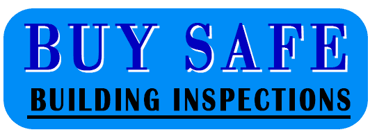 buy safe home inspections business logo