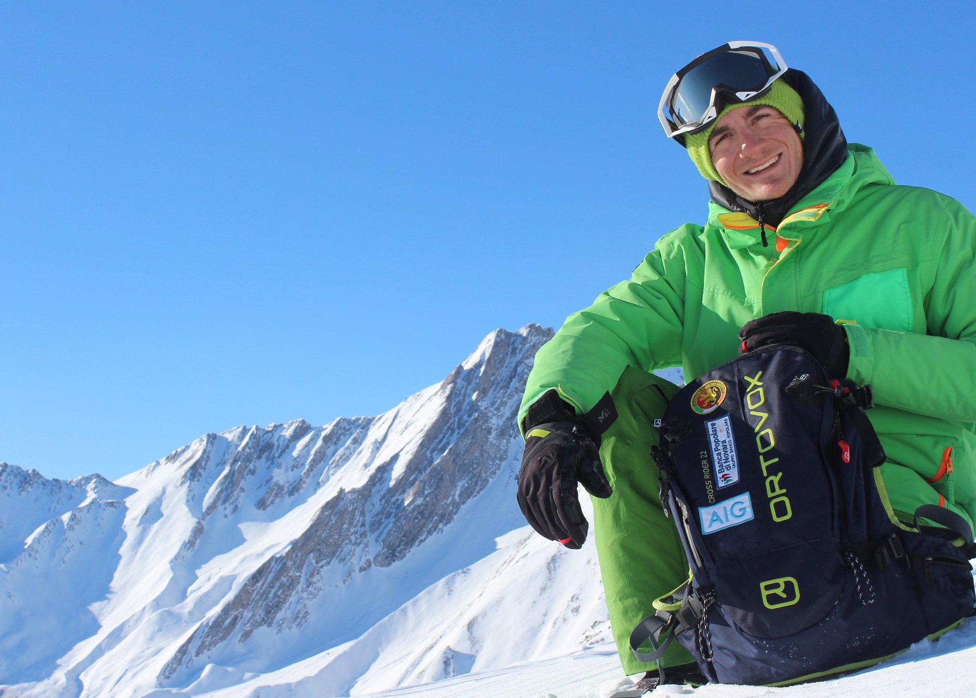 Maestro Di Snowboard