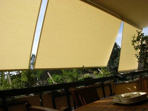tende per terrazzi