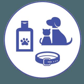 accessori per cani e per gatti