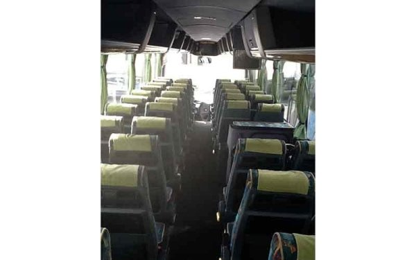 autobus con autista