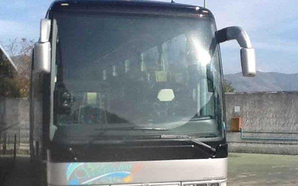 noleggio di minibus