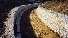 Mannari Escavazioni snc, Campiglia Marittima (LI), opere in cemento armato