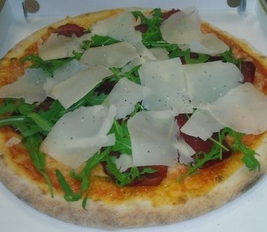 pizzeria take away