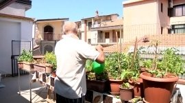 ambiente familiare per anziani