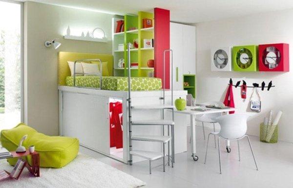 Camerette per ragazzi verona ambienti for Cameretta ragazzo design