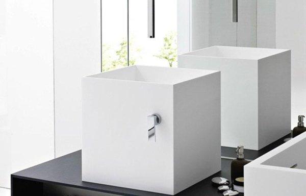 lavabo a cubo