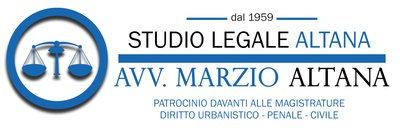 Studio legale Altana Avv. Marzio Altana logo