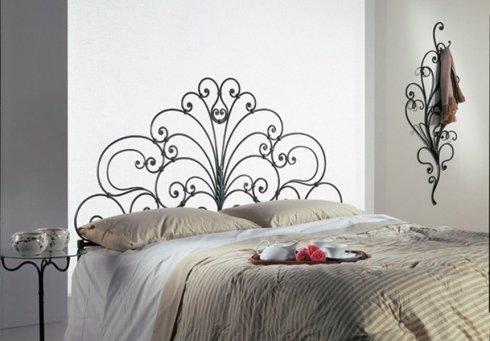letto in ferro Esmeralda