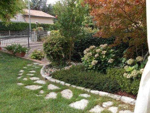realizzazione di giardini