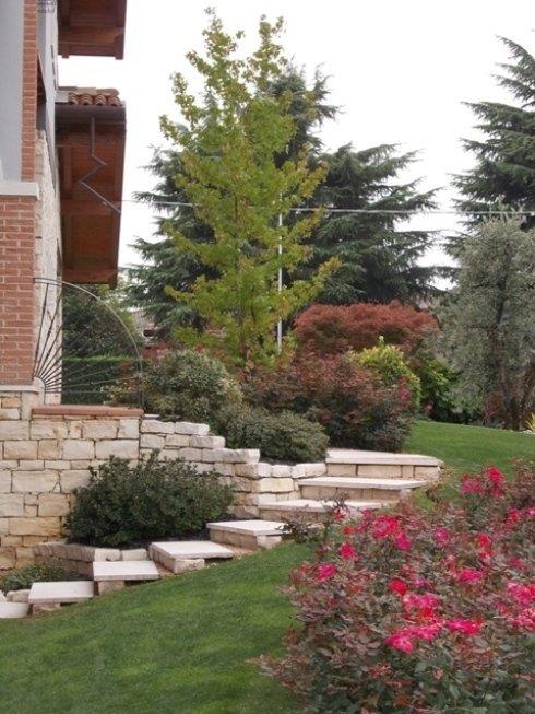 elementi decorativi per giardini