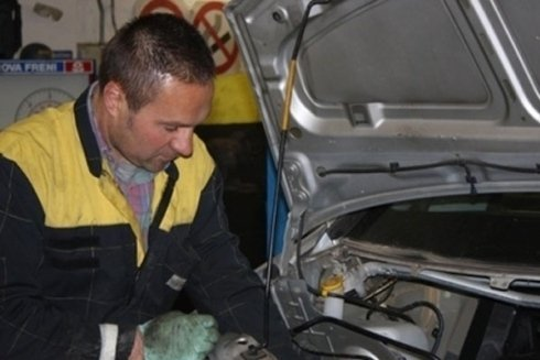 riparazione auto sinistrate