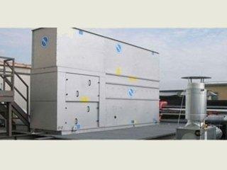messa a punto sistemi termici per trattamento aria