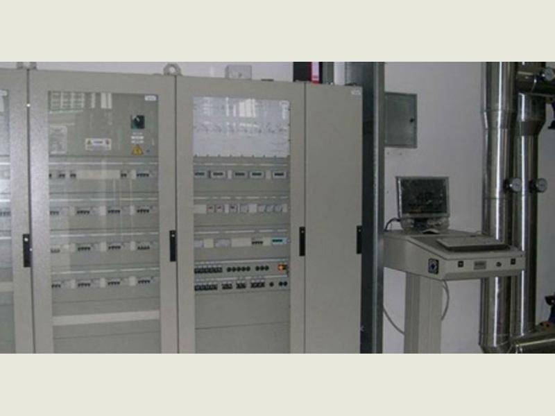 Quadri elettrici telecontrollo