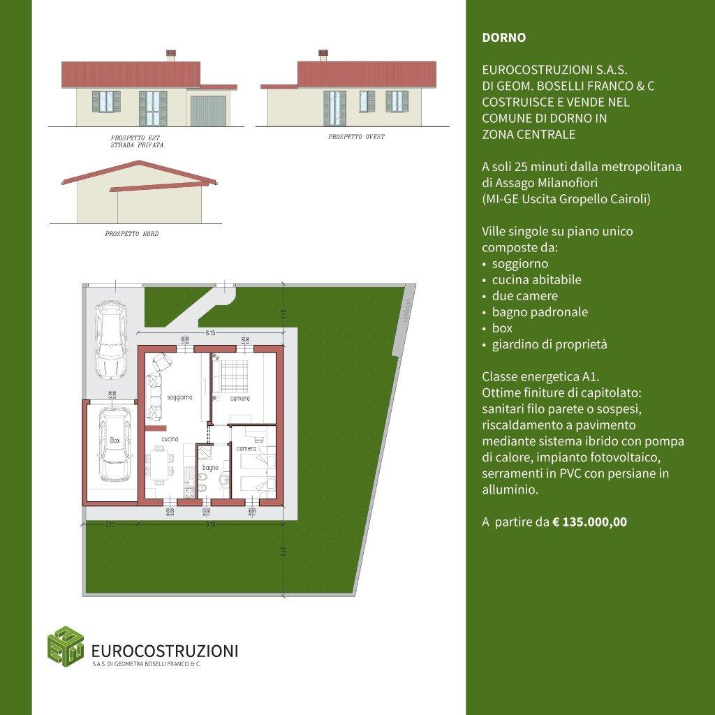 imamgine di un progetto  di una casa