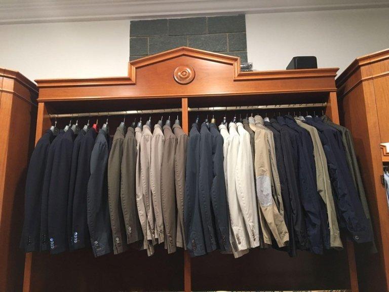 giacche e completi uomo