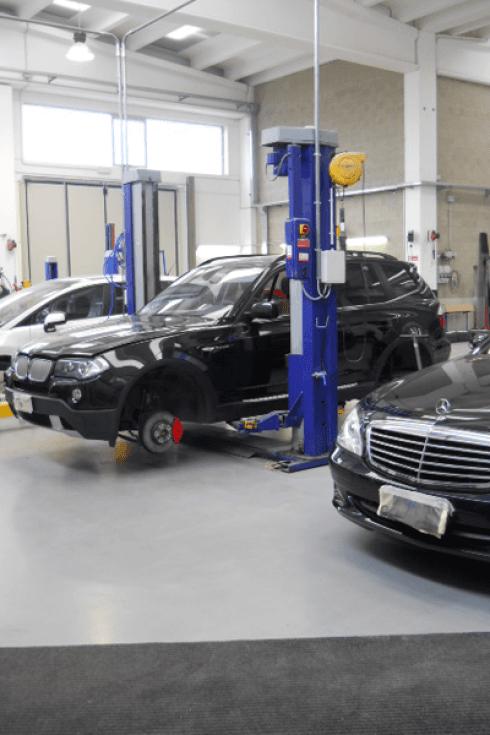 sostituzione ruote auto
