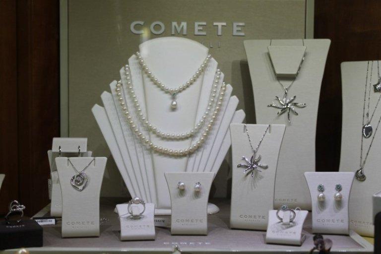 gioielli comete