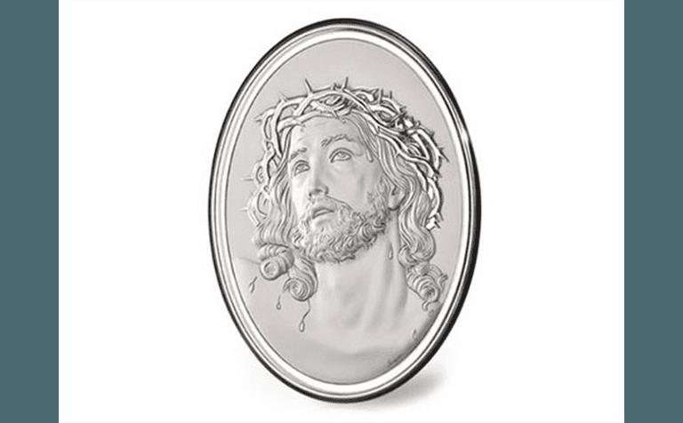 gesu in argento sovrani