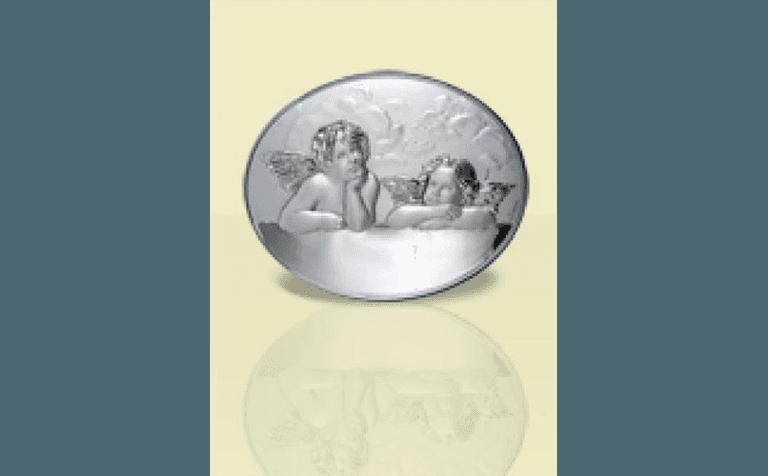 quadretto in argento